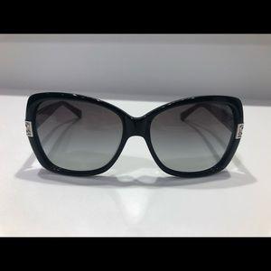 women's oversized coach sunglasses
